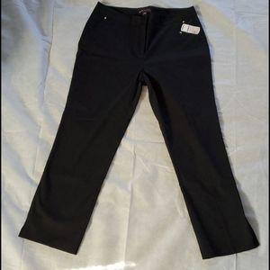 Dana Buchman Black Pants